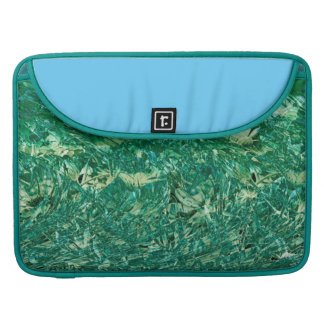 Cover for portable MacBook pro sleeve