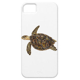 Cover/Housing of Iphone mobile 5S Turtle sea iPhone 5 Cover