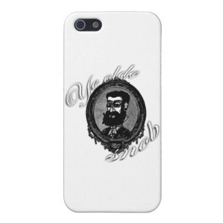 Cover iPhone 5 - Ye Olde Snob iPhone 5/5S Cover