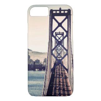 cover iphone 7 San Francisco Bridge