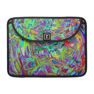 "Cover MacBook Air 13"" reason multicolor fluo MacBook Pro Sleeves"