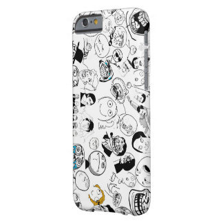 Cover meme barely there iPhone 6 case