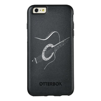 "Cover ""Music collection"" - Mod. Classic 1 OtterBox iPhone 6/6s Plus Case"