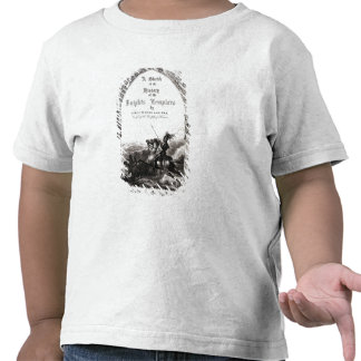 Cover of 'A Sketch of History the Knights T-shirts