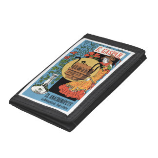 Cover of the book tri-fold wallet