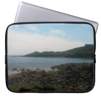 Coverack Cornwall England Photo Laptop Computer Sleeves