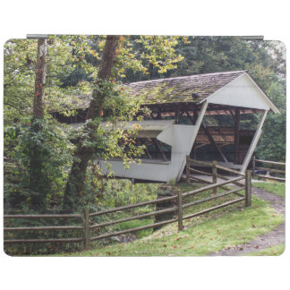 Covered Bridge iPad Cover