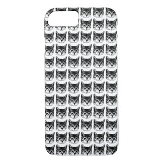 Covered in Cat iPhone 7 Case
