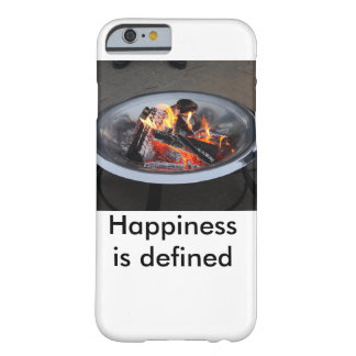 Covering for mobile phone barely there iPhone 6 case