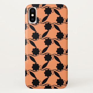 Covering iPhone X Case