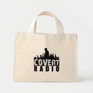 Covert Radio Mini Tote Bag