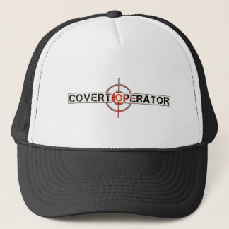 covert trucker hat