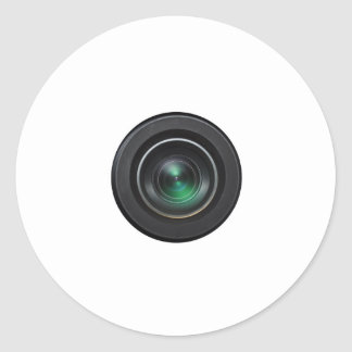 Covertcam Round Sticker
