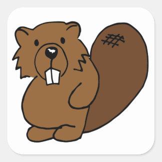 Covey Logic Beaver Sticker
