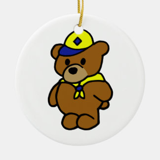 Covey Logic Cub Scout Ornament