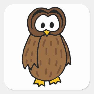 Covey Logic Owl Sticker
