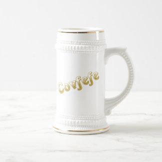 Covfefe Beer Stein