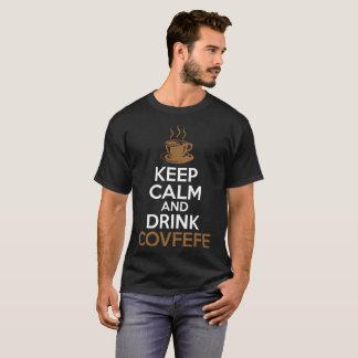 Covfefe Coffee 31st May Funny Tshirt