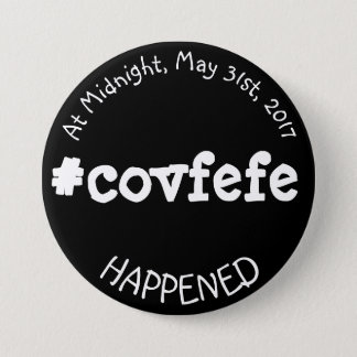 #covfefe Donald Trump's Tweet Button