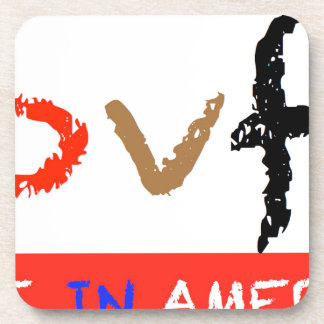 #covfefe Made In America Coaster