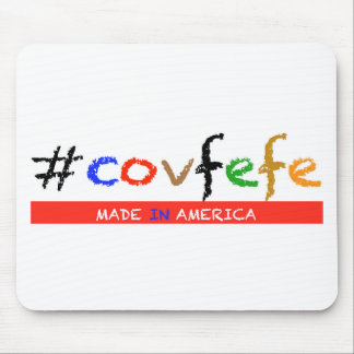 #covfefe Made In America Mouse Pad