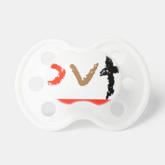 #covfefe Made In America Pacifier