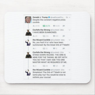 Covfefe Mouse Pad