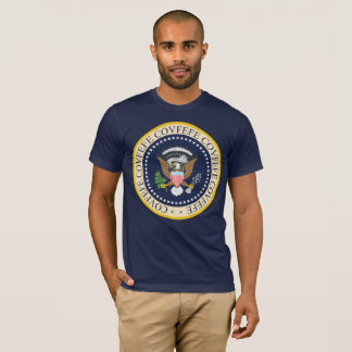 COVFEFE PRESIDENTIAL SEAL T-Shirt