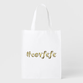 #covfefe! reusable grocery bag