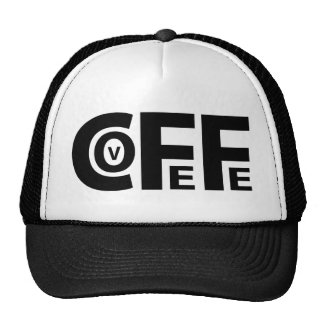 CovFeFe Trucker Hat