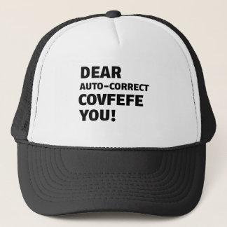 Covfefe Tshirts Trucker Hat