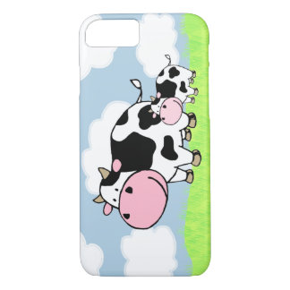 Cow and Baby iPhone 8/7 Case