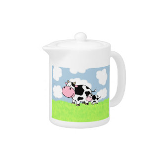 Cow and Baby