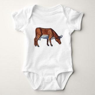 Cow Baby Bodysuit