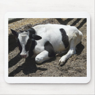 cow,baby mouse pad