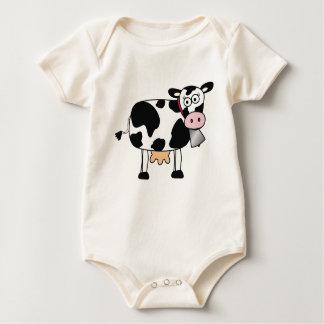 Cow-Baby Romper