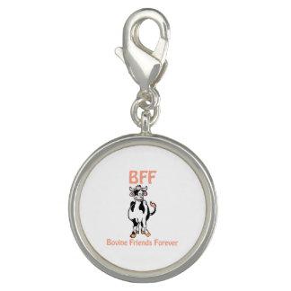 Cow BFF Charm
