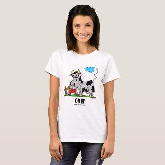Cow by Lorenzo Women's T-Shirt
