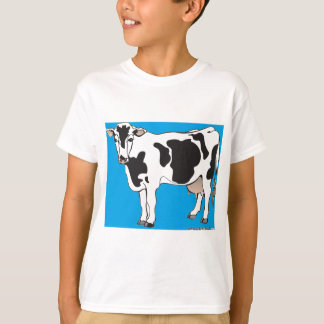 cow cartoon vectors--b T-Shirt