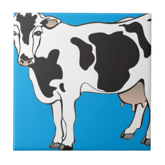 cow cartoon vectors--b tile