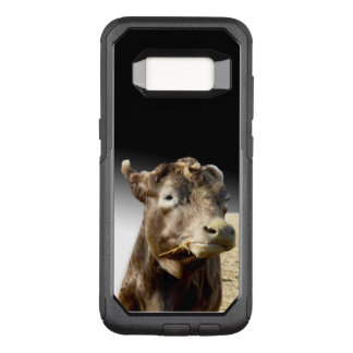 Cow Chewing Hay, Otterbox Samsung Galaxy S8 Case