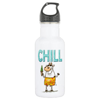 Cow Chilling 532 Ml Water Bottle