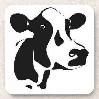 Cow Coaster Set