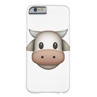 Cow - Emoji Barely There iPhone 6 Case