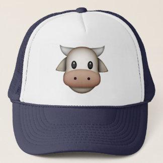 Cow - Emoji Trucker Hat