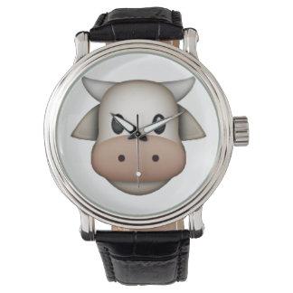 Cow - Emoji Watch