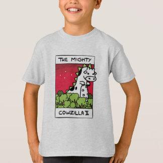 Cow Evolution Cowzilla Apparel T-Shirt