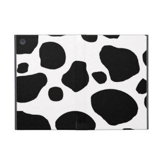 Cow fur skin hide cute nature animal pattern iPad mini cases