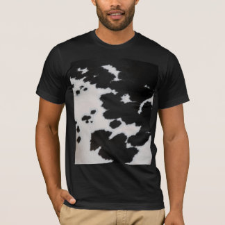 Cow fur T-Shirt