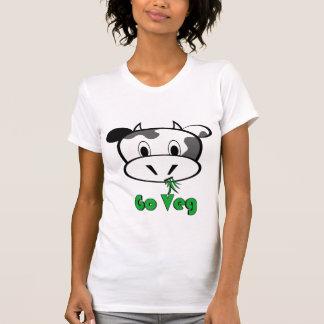 Cow Go Veg T-Shirt